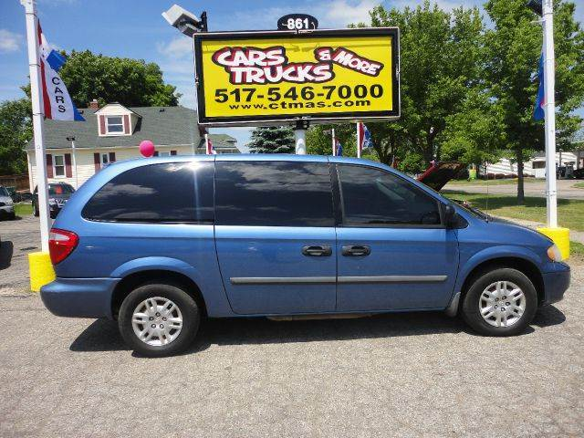 2007 DODGE GRAND CARAVAN SE 4DR EXT MINIVAN blue great family car this 2007 dodge grand caravan