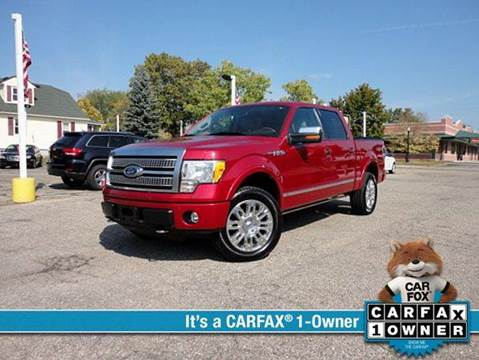 2010 Ford F-150 for sale in Howell, MI