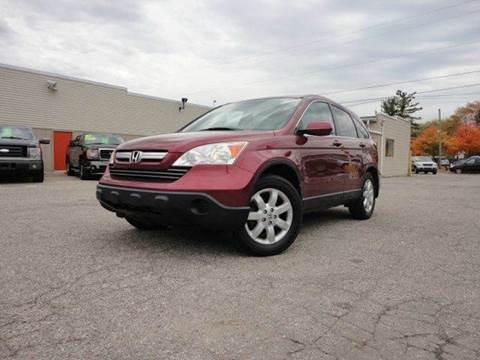 2007 Honda CR-V for sale in Howell, MI