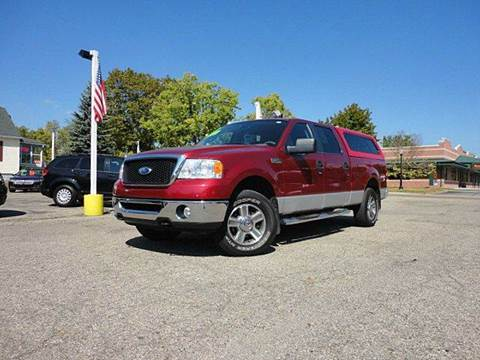 2008 Ford F-150 for sale in Howell, MI