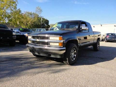 1994 Chevrolet C/K 1500 Series for sale in Howell, MI