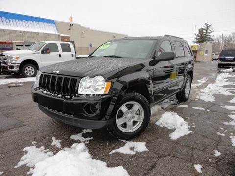 2007 Jeep Grand Cherokee for sale in Howell, MI