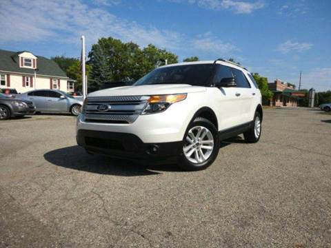 2011 Ford Explorer for sale in Howell, MI