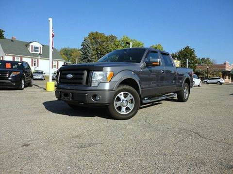 2009 Ford F-150 for sale in Howell, MI