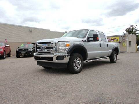 2011 Ford F-250 Super Duty for sale in Howell, MI