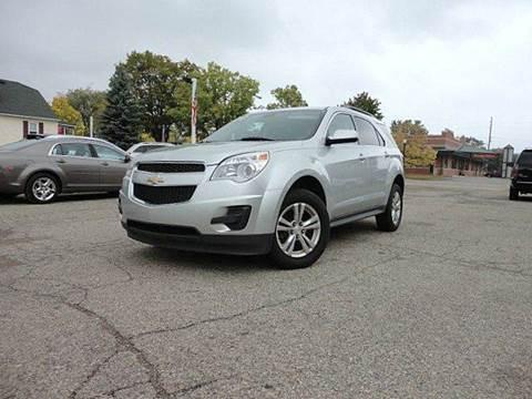 2011 Chevrolet Equinox for sale in Howell, MI