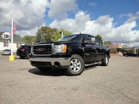 2007 GMC Sierra 1500 for sale in Howell, MI
