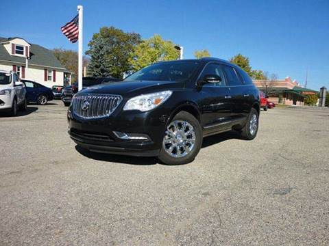 2014 Buick Enclave for sale in Howell, MI