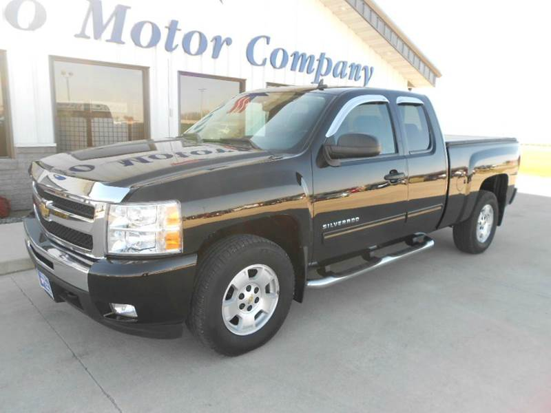 2010 Chevrolet Silverado 1500 for sale in Iowa
