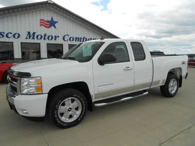 2010 chevrolet silverado 1500 for sale in iowa for Star motors iowa city