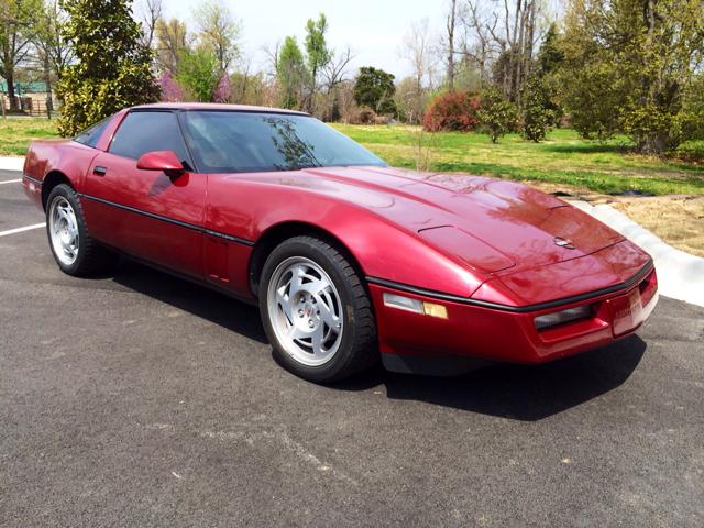 Used 1990 Chevrolet Corvette for sale - Carsforsale.com