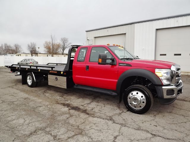 2015 Ford F-550 Supercab