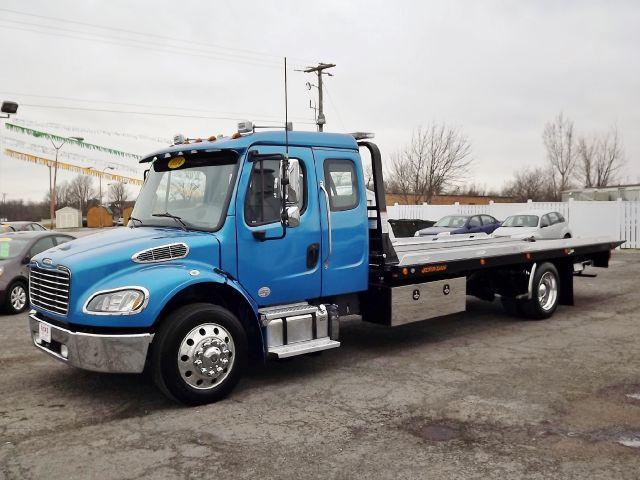2014 Freightliner M2 Ext. Cab