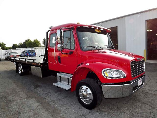 2015 Freightliner M2 Ext. Cab