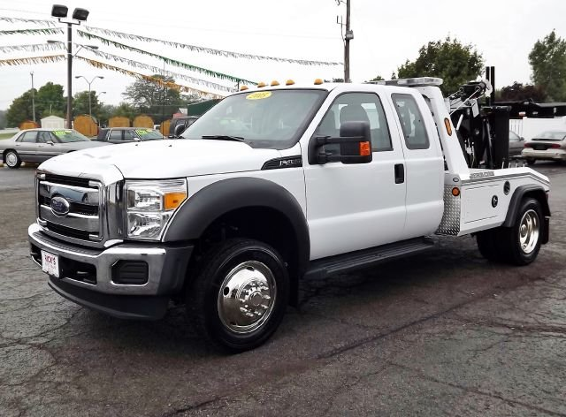 2015 Ford F450 S/Cab 4x4