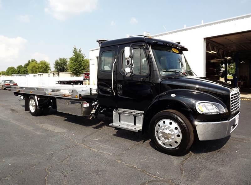 2016 Freightliner M2 Ext. Cab