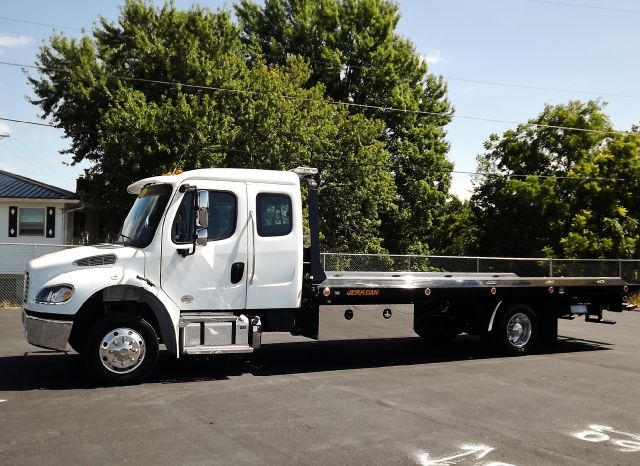 Tri Axle Roll Back : Freightliner rollback autos post