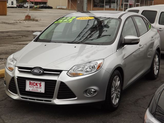 2012 Ford Focus SEL Sedan - Kenton OH