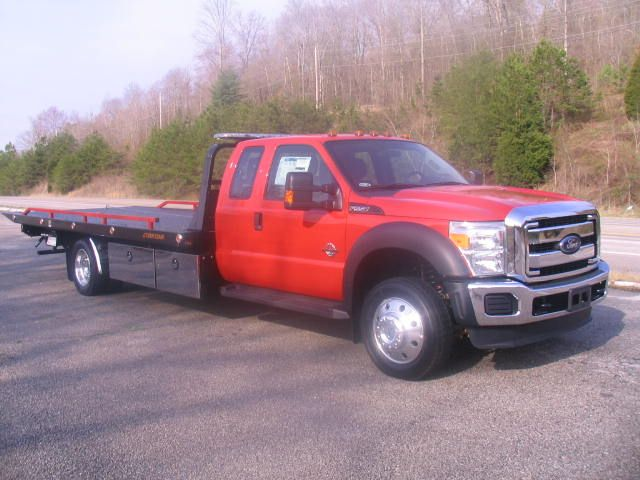 2014 Ford F-550 Ext. Cab