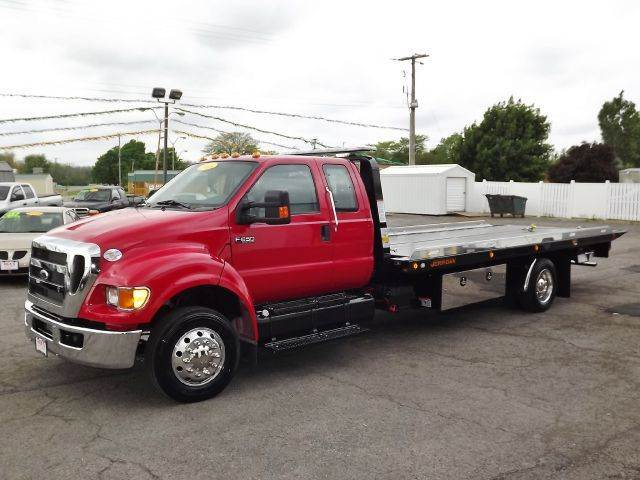 2015 Ford F-650 Supercab