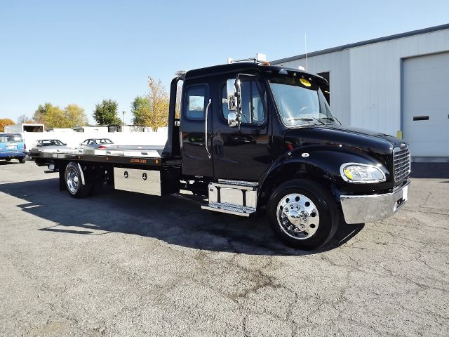 2015 Freightliner M2 Extended Cab
