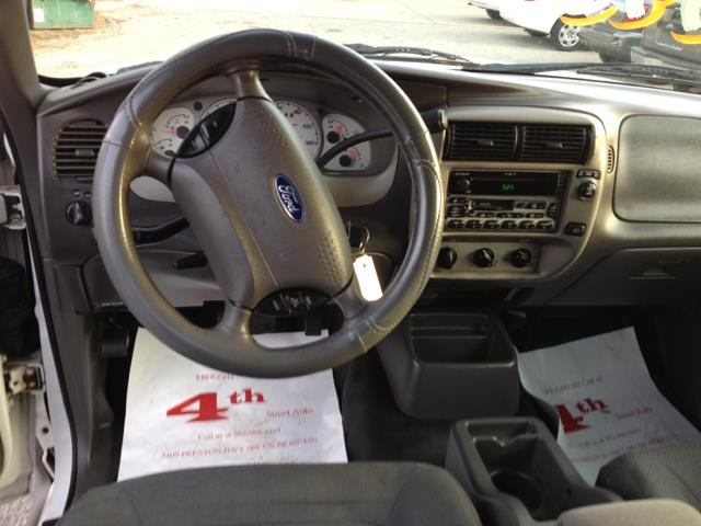 2001 Ford Explorer Sport Car Interior Design