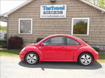 2002 Volkswagen New Beetle for sale in Locust, NC