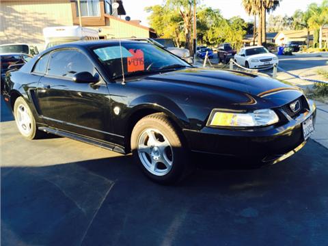 2004 Ford Mustang for sale in Santa Paula, CA