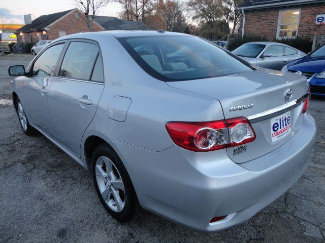 2013 Toyota Corolla Le Sunroof Alloy Wheels Touch