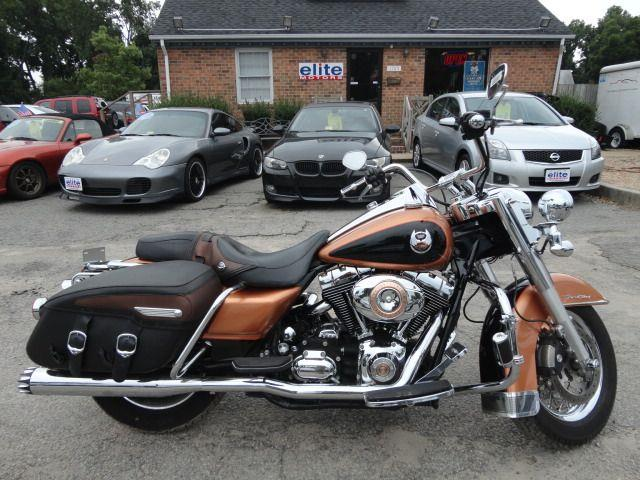 2008 Harley Davidson Flhrc Road King 105th Anniversary