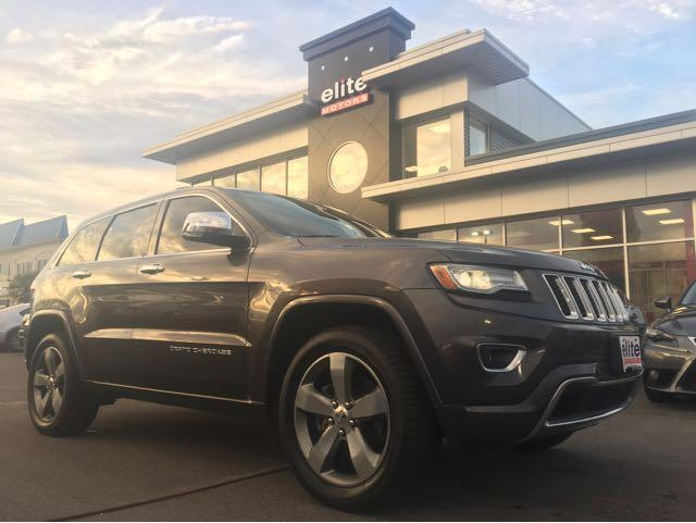 2014 Jeep Grand Cherokee 4x4 Overland 4dr Suv In Virginia