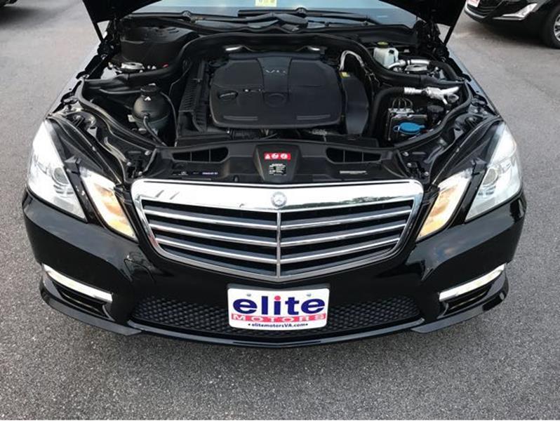 2012 MercedesBenz EClass E350 4MATIC Sedan In Virginia Beach VA