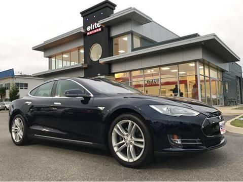 2014 Tesla Model S for sale in Virginia Beach, VA