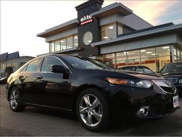2013 Acura TSX for sale in Virginia Beach, VA