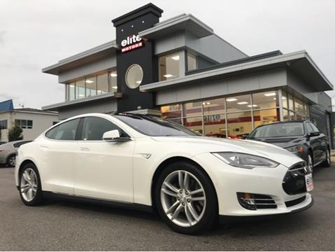2015 Tesla Model S for sale in Virginia Beach, VA