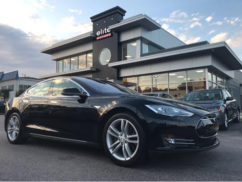 2013 Tesla Model S for sale in Virginia Beach, VA