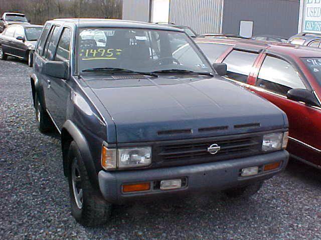 ... Nissan Pathfinder Mpg By 1995 Nissan Pathfinder Se V6 Mpg ...
