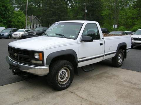 1995 Chevrolet C/K 2500 Series for sale in Germansville, PA