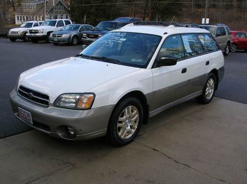 2001 Subaru Outback for sale in Germansville, PA