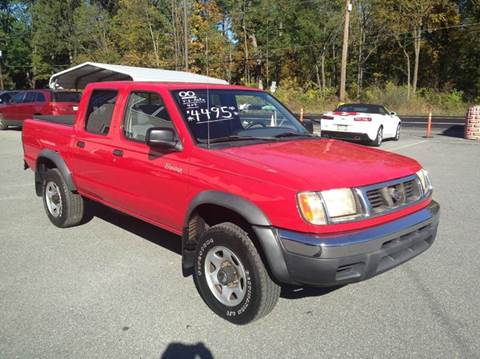 2000 Nissan Frontier for sale in Germansville, PA