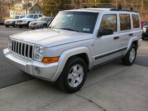 2006 Jeep Commander for sale in Germansville, PA