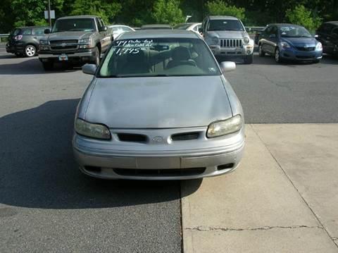 oldsmobile cutlass for carsfor com 1999 oldsmobile cutlass for in germansville pa