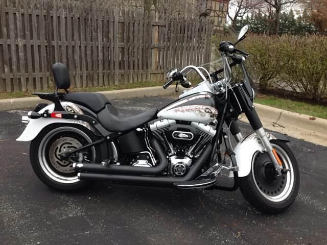 2011 Harley-Davidson FLH
