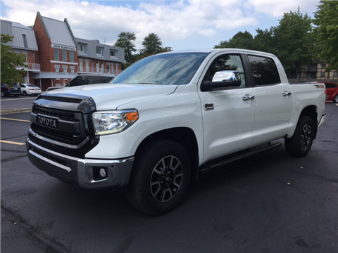 2016 Toyota Tundra for sale in Overland Park KS