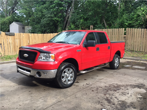 2006 Ford F-150 for sale in Overland Park, KS