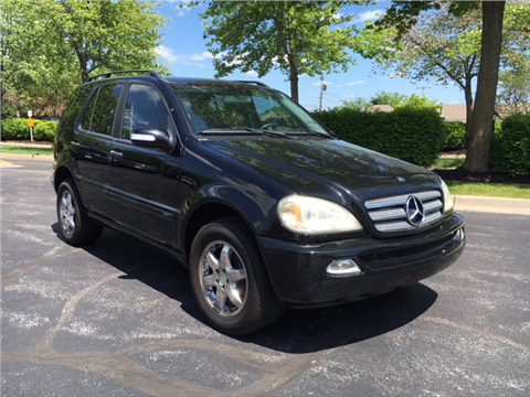 2004 Mercedes-Benz M-Class for sale in Overland Park, KS