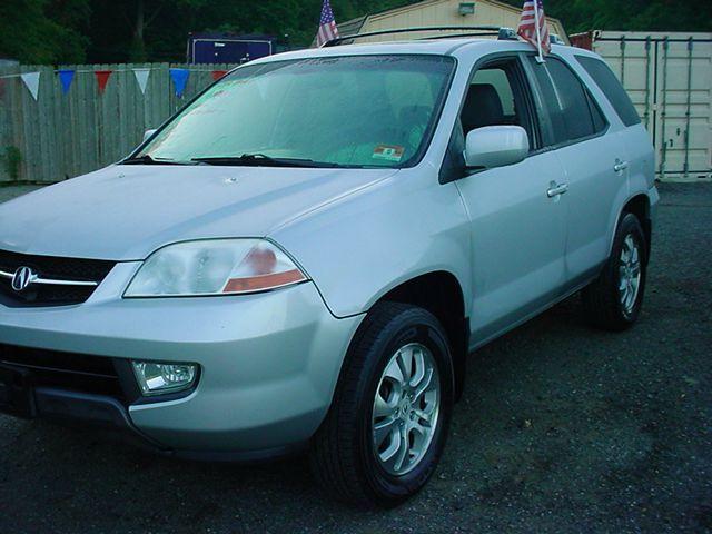 2003 Acura MDX
