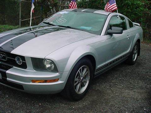 2005 Ford Mustang for sale in Monroe Township, NJ