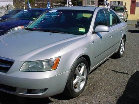 2007 Hyundai Sonata for sale in Monroe Township, NJ