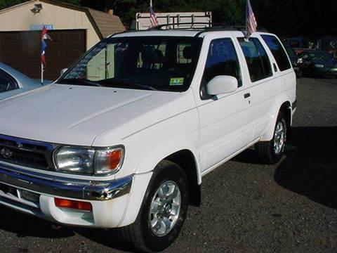 1999 Nissan Pathfinder